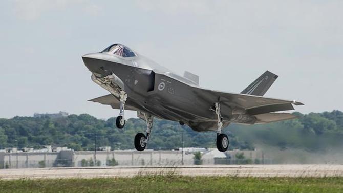 ABD'den Avrupa'ya F-35 hamlesi