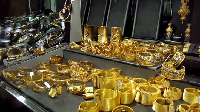 Altının gramı tarihi rekor kırdı