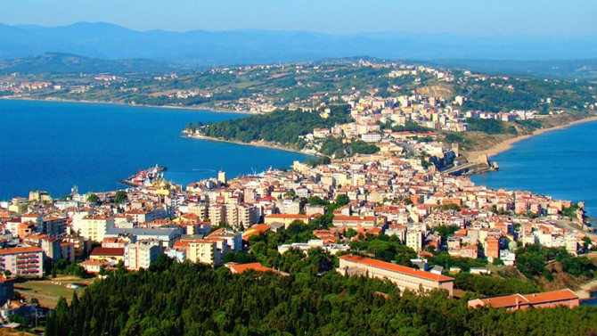Sinop'da referandum sonuçları