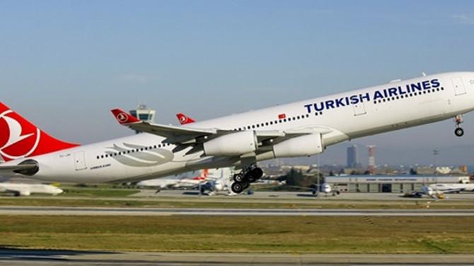 THY ilk çeyrekte 13 milyon yolcu uçurdu