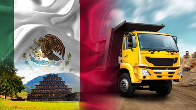 Meksikalı firma damperli kamyon ithal etmek istiyor