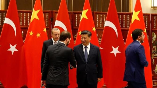 Cumhurbaşkanı Çin'e gidecek