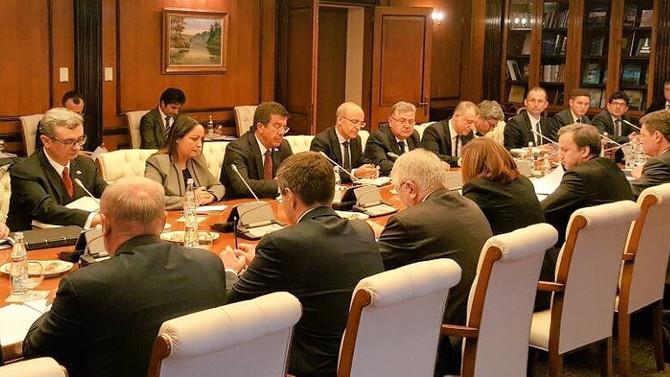Şimşek Rusya'da: Sorunları görüştük, hızla çözüm üreteceğiz