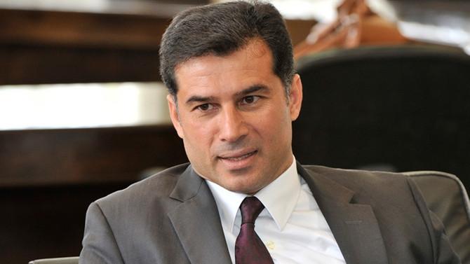 Başbakan Yıldırım'a Özgürgün'den tebrik telefonu
