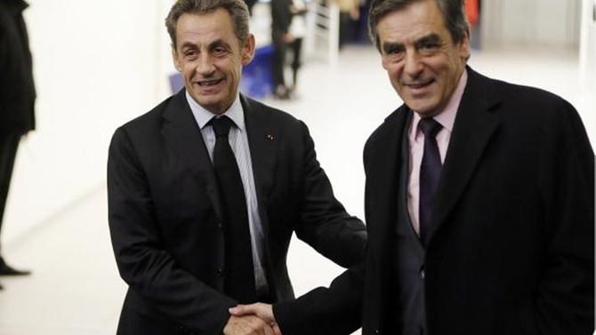 Sarkozy oyunu Fillon'a verecek