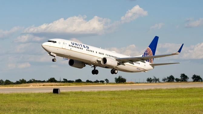 United Continental'ın kârı yüzde 69 azaldı