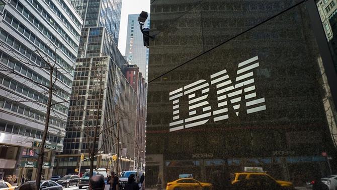 IBM'in ilk çeyrek kârı yüzde 13 azaldı
