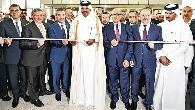 Türk şirketler için Katar'da 20 milyar dolarlık kapı açıldı