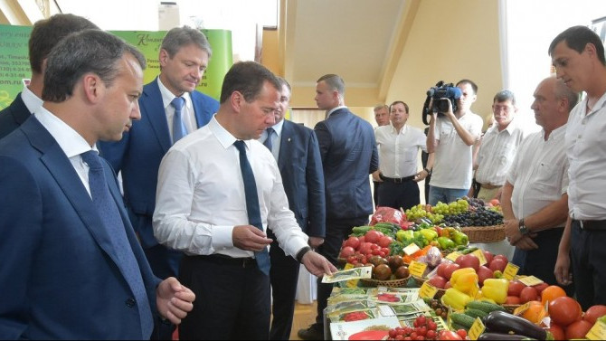 Rusya Tarım Bakanı: Sektör için 215 milyar ruble ayrılmalı