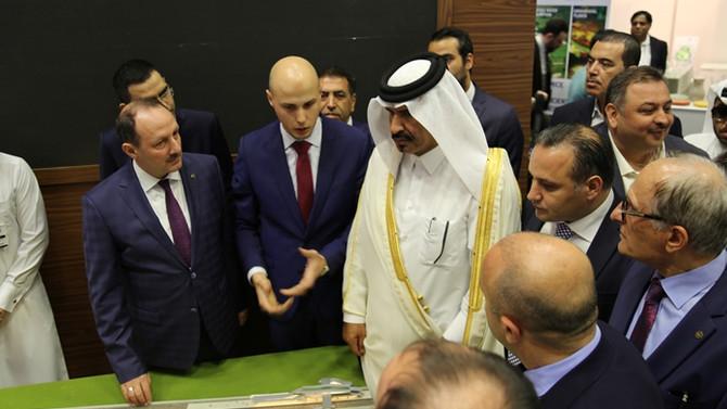 Tekfen'in Katar'daki işleri 5 milyar doları buldu