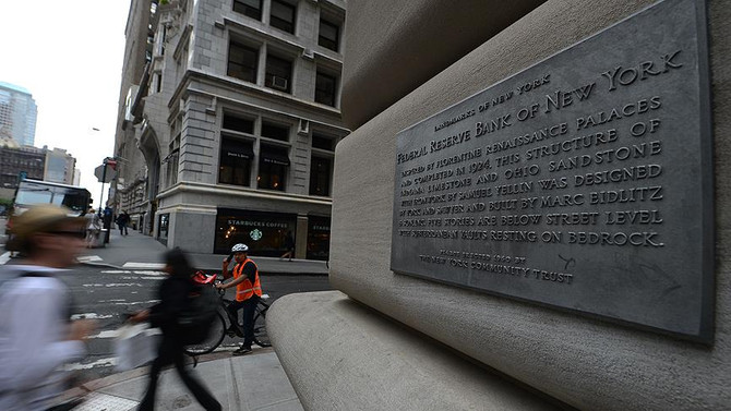 Fed'den dev bankaya 156 milyon dolar ceza
