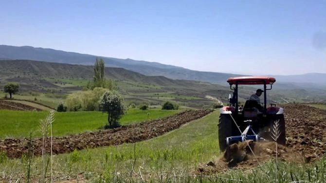 Tarım arazilerinin 5'te biri toplulaştırıldı