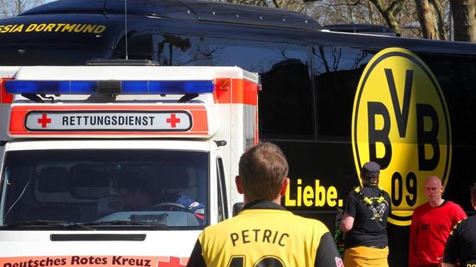 B. Dortmund'a saldıran kişi hisselerden kâr etmek istemiş