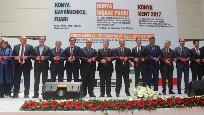 İnşaat sektörünün kalbi Konya'da atıyor ile ilgili görsel sonucu