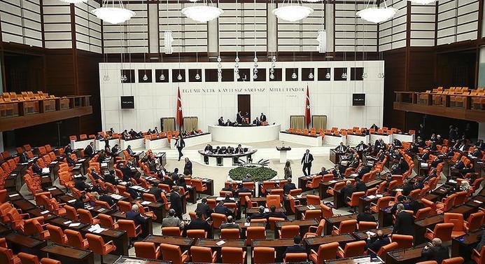 Anayasa teklifi 399 oyla meclisten geçti