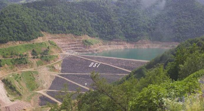 Topçam Barajı ekonomiye 60 milyonluk katkı sağlayacak