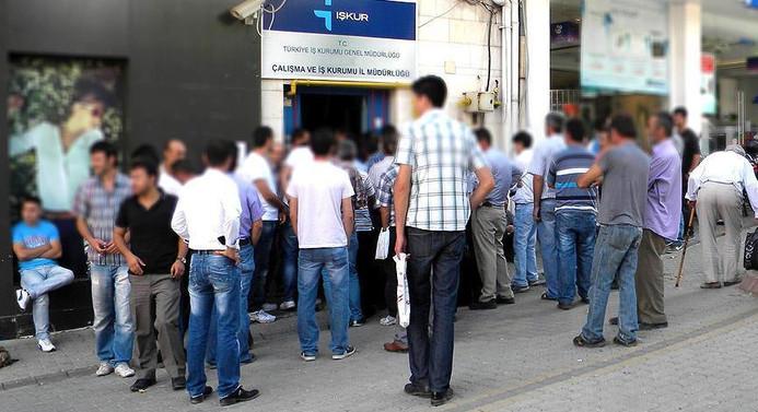 İşsizlik, 2016'da yüzde 10.9 oldu