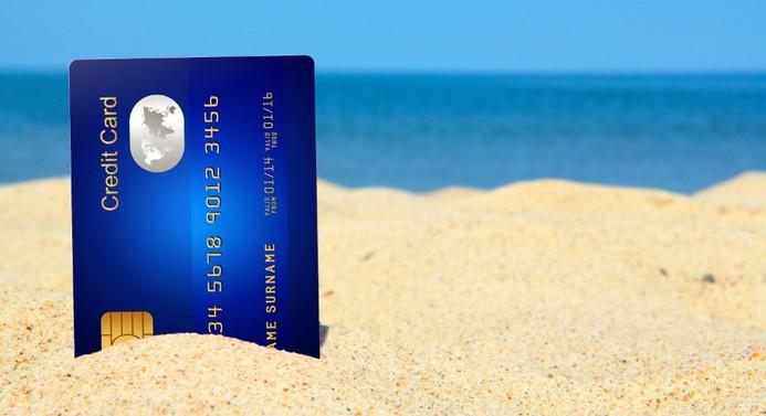 Yabancılar tatil için karta yüklendi