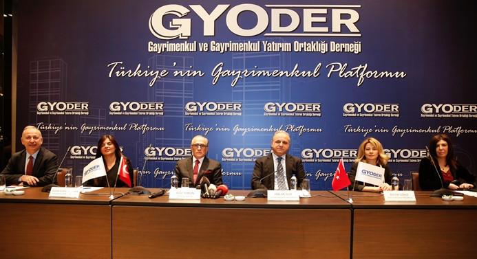 GYODER Başkanı Torun: Gayrimenkulde fiyatlar düşmez