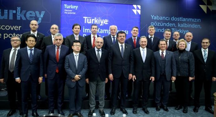 'İmaj kampanyası' başladıİşte Türkiye'yi tanıtacak CEO'lar