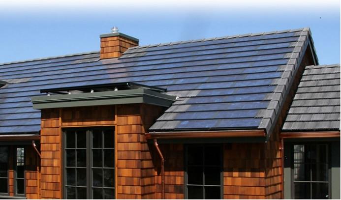 Güneş enerjili kiremit satışa çıkıyor