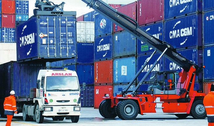 Rusya'ya ihracat yüzde 41 arttı