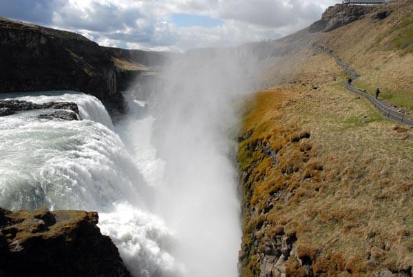 İzlanda, turistlerin ilgi odağı
