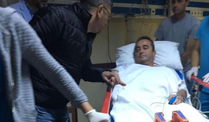 CHP'li Tezcan'a silahlı saldırı