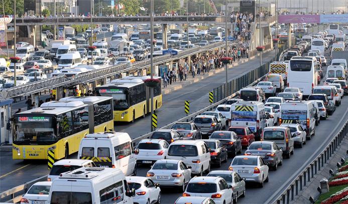 İstanbul'da bazı yollar 1 hafta kapalı olacak