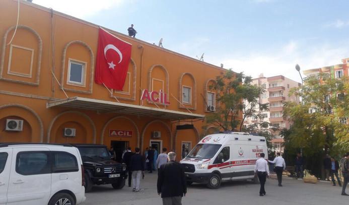 Mardin'de saldırı: Kaymakam yaralandı