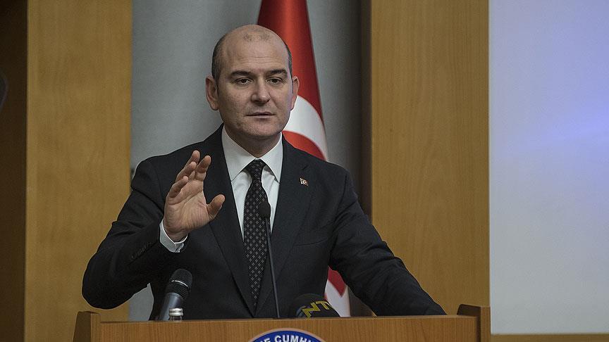 Soylu: HDP sıralarına oturdukları zaman içim cız etti