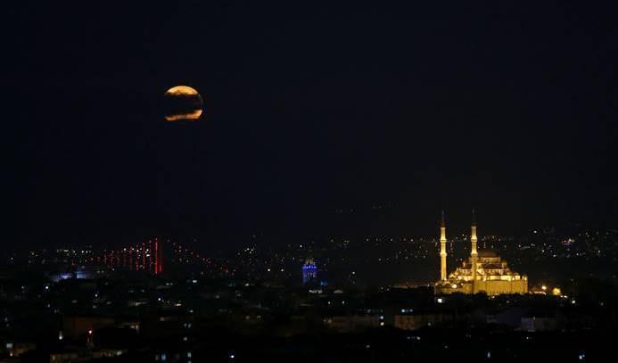 21. yüzyılın en yakın Ay görüntüsü olacak