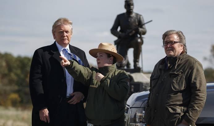 Trump'ın sağ kolu Leninist mi?