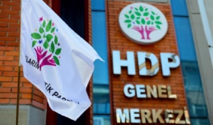 HDP Genel Merkezi'nde operasyon