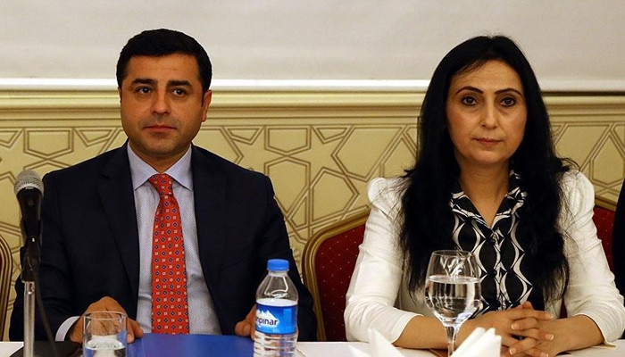 HDP Eş Genel Başkanları ve 5 vekil tutuklandı