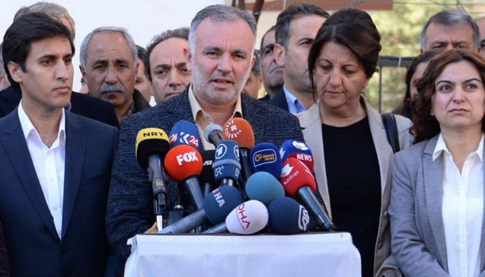 HDP, Meclis'teki faaliyetlerini durduruyor