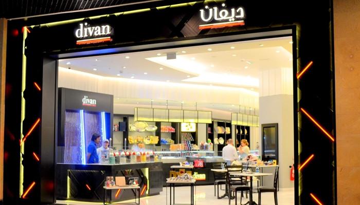 Koç, Divan'ı en büyük AVM'de açtı