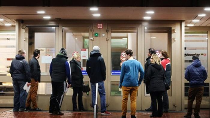 Euro Bölgesi'nde işsizlik 7 yılın dibinde