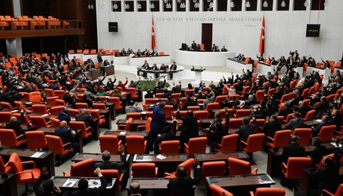 Anayasa değişiklik teklifi bugün Meclis'te