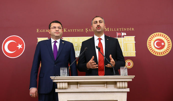 AK Parti ve MHP'den Anayasa açıklaması