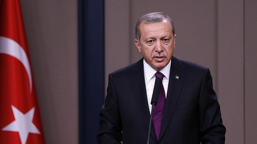 Erdoğan: Şehit ve yaralılar var