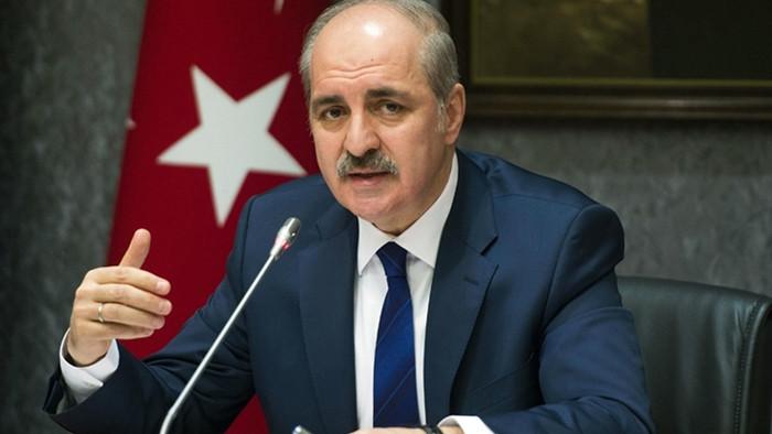 Kurtulmuş: Oklar PKK'yı gösteriyor