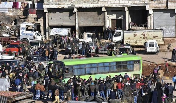 Türkiye'den Halep açıklaması