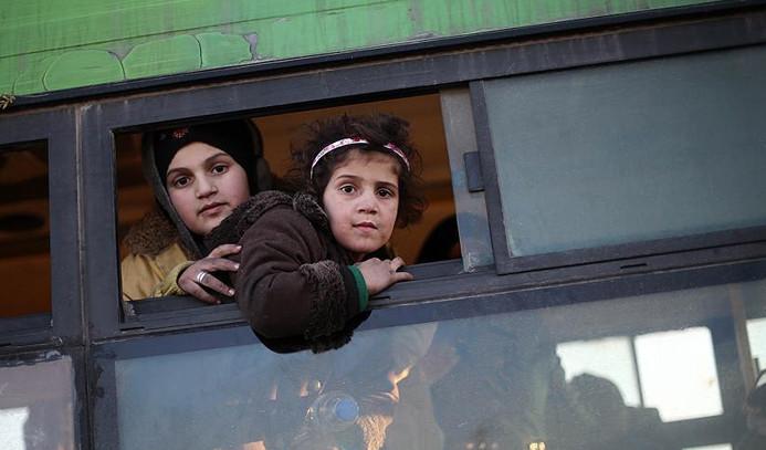 'Suriyeliler için 10 bin çadır hazırlanıyor'