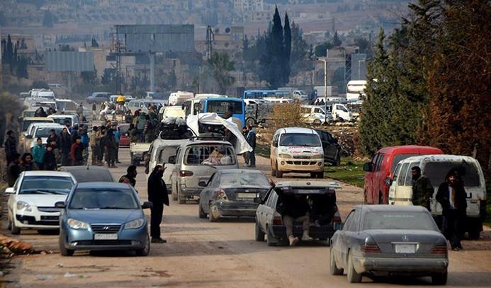 Rusya Genelkurmayı Halep'in boşaltıldığını duyurdu