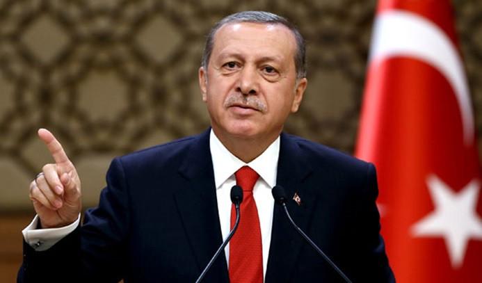 Cumhurbaşkanı Erdoğan'dan 'Halep' çağrısı