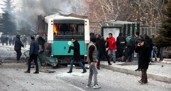 TSK: 13 personel şehit, 48 personel yaralı