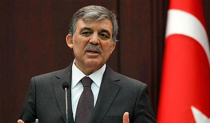 Abdullah Gül: Teröre boyun eğmeyeceğiz
