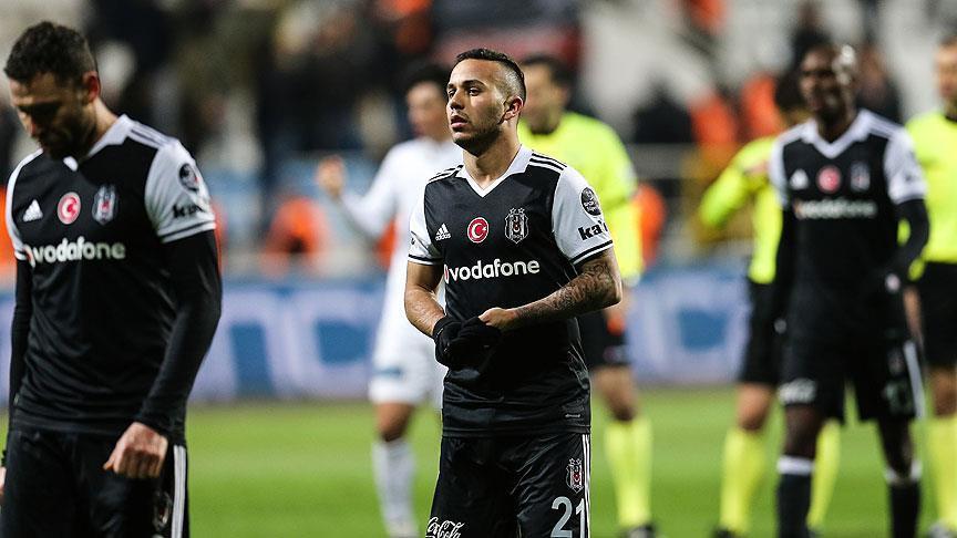 Beşiktaş liderliği unuttu