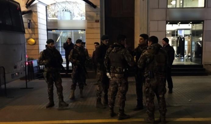 Rusya'nın İstanbul Başkonsolosluğunda üst düzey önlem
